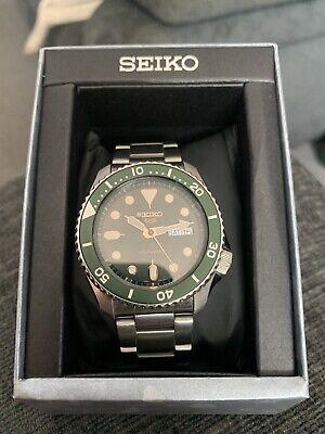 Seiki 5 Automatic Sports Watch