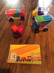 Smart Games Trucky - Trucks and Blocks Puzzle Strathcona County Edmonton Area image 2