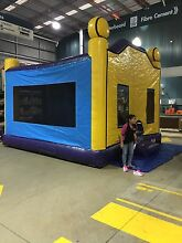 Jumping castles arcade machines slushie popcorn fairy floss Beachmere Caboolture Area Preview
