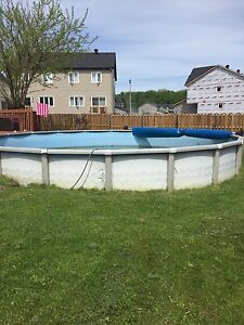 FREE - 27' Above Ground Pool