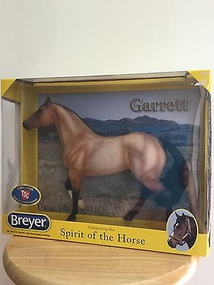 BREYER SR TSC GARRETT BAY ROAN SMART CHIC OLENA MOLD NIB