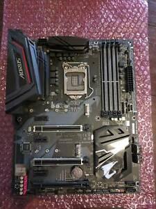 Gigabyte Z370 AORUS Ultra Gaming Motherboard (Rev 1)