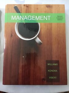 Management - Second Canadian Edition