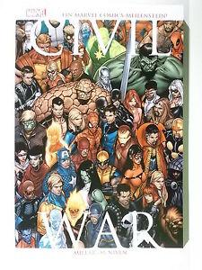 Marvel Paperback CIVIL WAR ( Panini ) NEUWARE