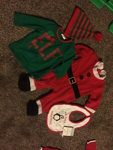 3/6 month Christmas suits