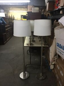 Stainless steal lamps