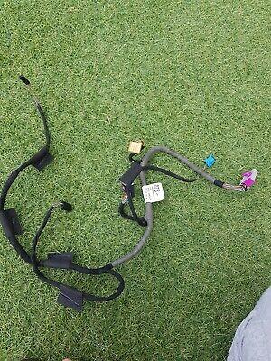 vw golf plus door wiring loom 5m0971557 B 5m0971557B