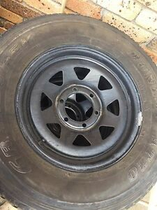 """Sunraysia Rims 16"""" + Dunlop A/T Tires Hillvue Tamworth City Preview"""