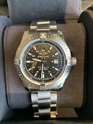 Breitling Colt Automatic A1738811 Black Dial Men's Watch