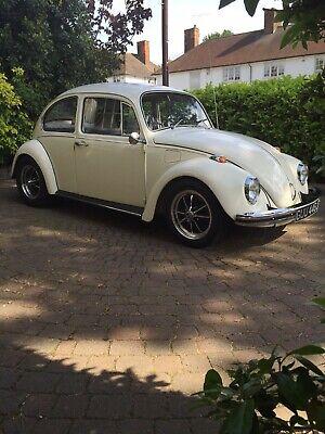 Classic 1971 VW Beetle