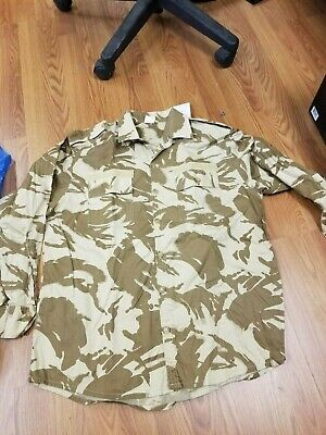 Romanian Army Shirt  Camouflage summer-M90R size Med for sale  Saugus
