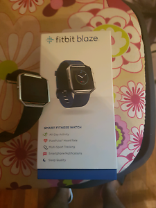 Fitbit blaze Brendale Pine Rivers Area Preview