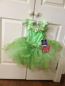 New Disney Tinkerbell costume Chelmer Brisbane South West Preview