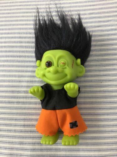 Vintage Halloween Russ Troll Frankenstein