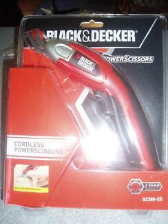Cordless Scissors