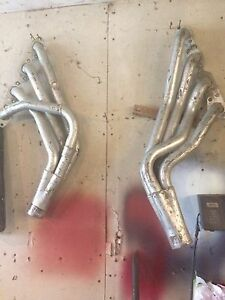 Chevy headers