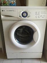 LG Front Loading Washing Machine Caloundra Caloundra Area Preview