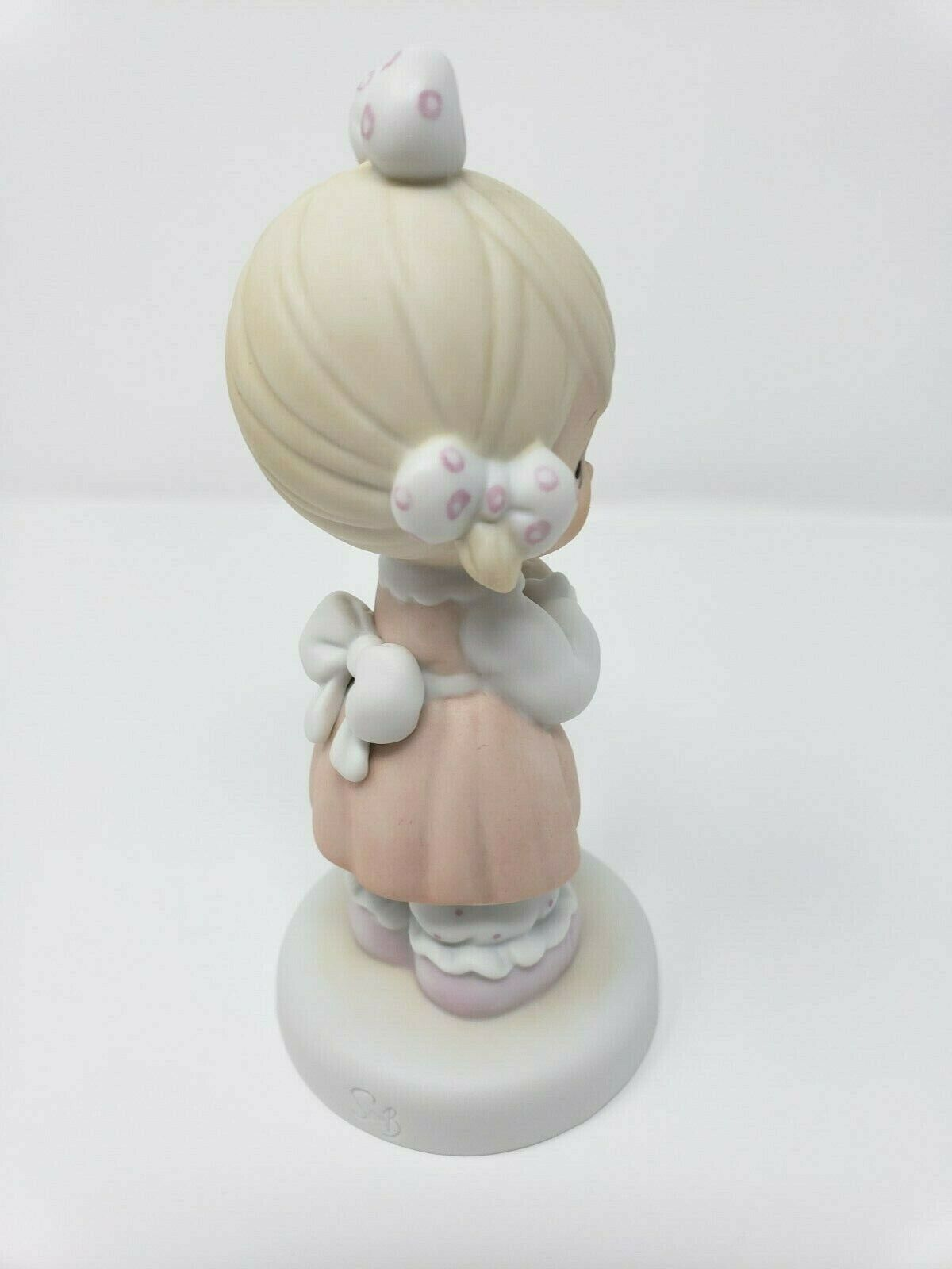 ::Precious Moments Sharing Begins In The Heart 520861 Special Event Figurine 1988