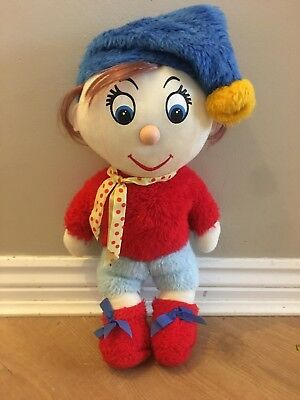 Vintage St Michael Noddy Soft Toy/teddy, Good Condition