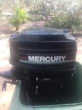 20hp Mercury outboard for sale Greenbank Logan Area Preview
