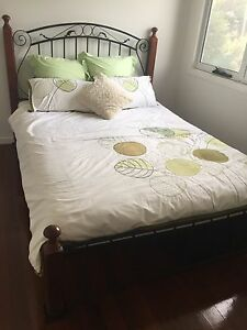 Queen bed frame Moorooka Brisbane South West Preview