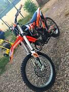 Ktm 125cc dirt bike Beerwah Caloundra Area Preview