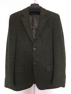 Daniele Alessandrini Green Men Jacket