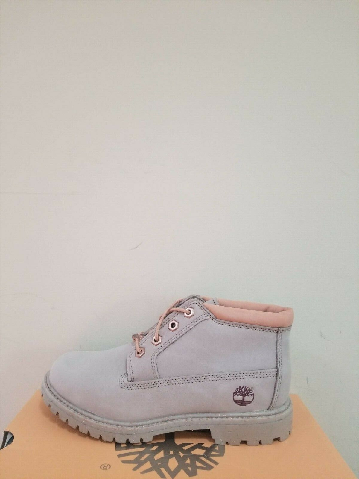 Timberland Women's Ice Cream Collection Nellie Double Sole Waterproof Boots NIB
