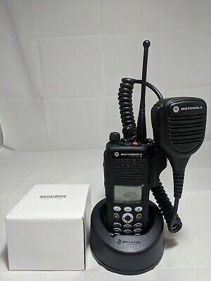 Motorola Xts2500 Model Iii Uhf 380-470 Mhz P25 Digital Astro Fpp Aes-256 Gmrs