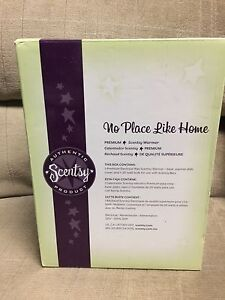 No Place Like Home Premium Scentsy Warmer