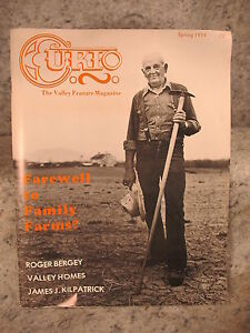 Curio old Shenandoah Valley Virginia magazine retarded boyscouts bass fishing et