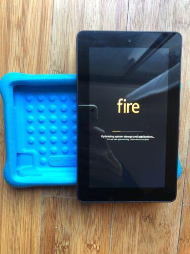 Amazon Kindle Fire HD 7 Kids Edition