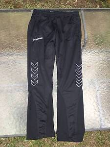 Hummel tracksuit pants (colours: black and navy blue) Jannali Sutherland Area Preview