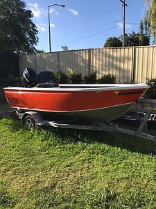 2010 Allycraft 435 Fishmate Birkdale Redland Area Preview
