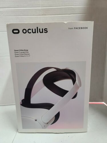Brand New Oculus Quest 2 Elite Strap for Enhanced Support and Comfort in VR