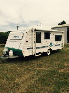 17ft Jayco Freedom Poptop Caravan Tumby Bay Tumby Bay Area Preview