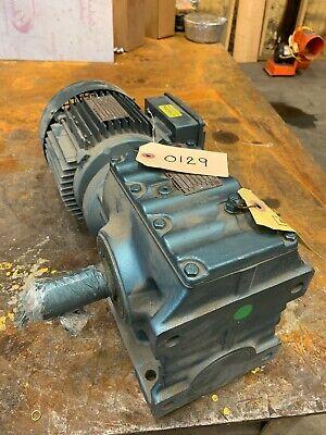 Sew-eurodrive Gear Motor S67dt90l4