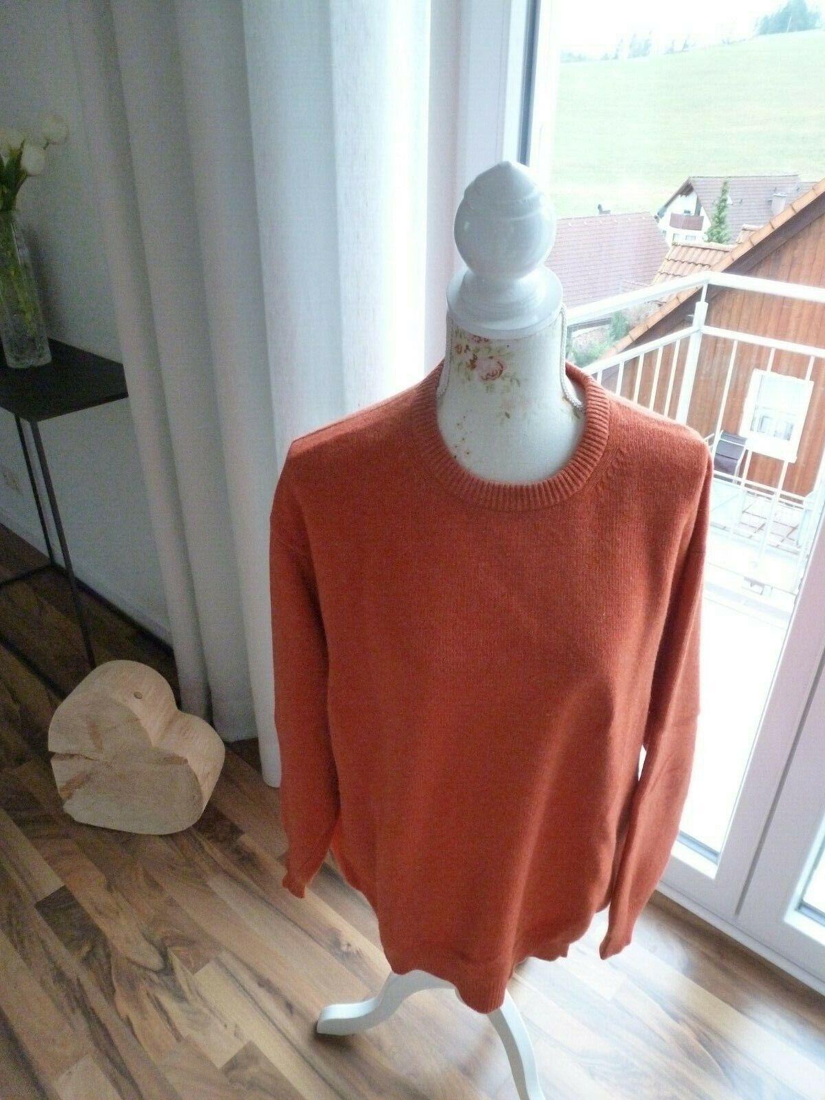Roth Herrenpullover, Gr. XL, neuwertig, top Zustand, made in Italy, Kaschmir