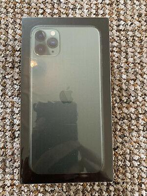 Apple iPhone XI Pro Max 512GB Midnight Green Unlocked - EU Model (works in UK)