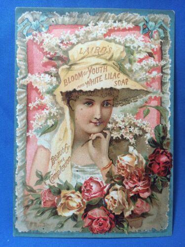 1880s Laird