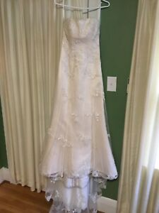 Maggie Sottera Couture Wedding Dress