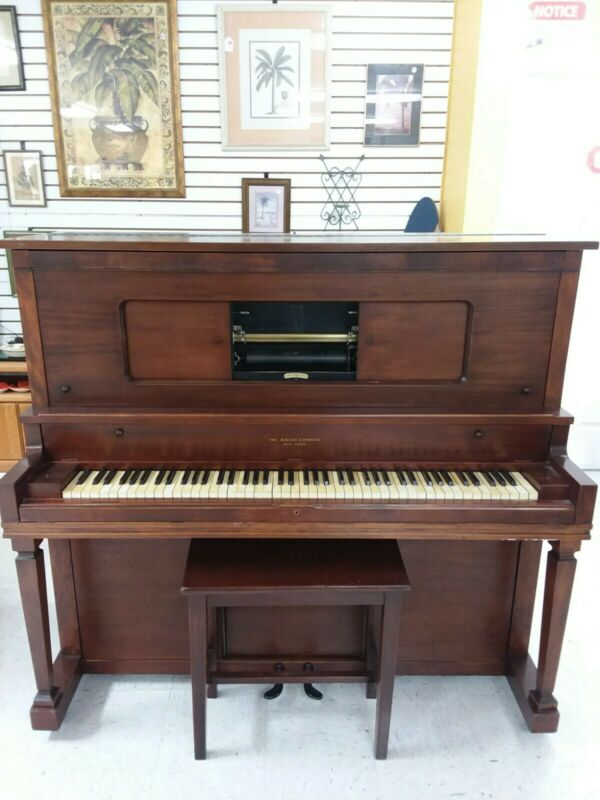 Aeolian Player Piano Early 1900s