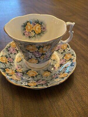Cups Saucers Vintage Royal Albert Vatican