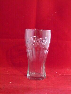 Vintage 16 ox Coca Cola Glass