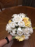 Bridal bouquet - price reduced