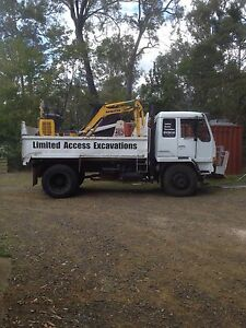 Mini excavations from $80phr Pialba Fraser Coast Preview