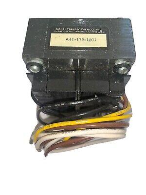 Signal A41-175-20 1151001 Transformer Brand New.