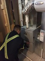 Heating/Cooling repairs