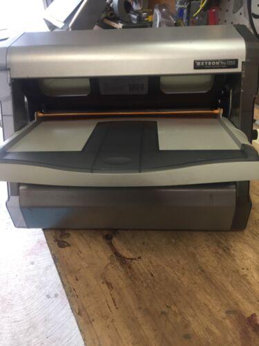 Xyron Pro 1255 Laminating Machine used