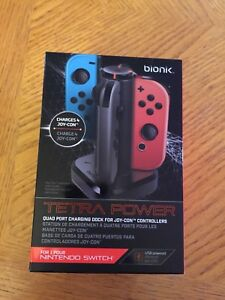 Unopened Joycon Charging Dock